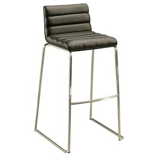 Dominica Black Barstool