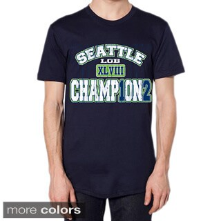 Men's Seattle Seahawks Weathered Champs T-shirt