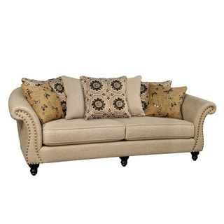Grace Beige Sofa