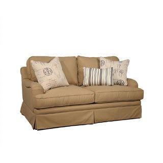 Elsa Tan Loveseat