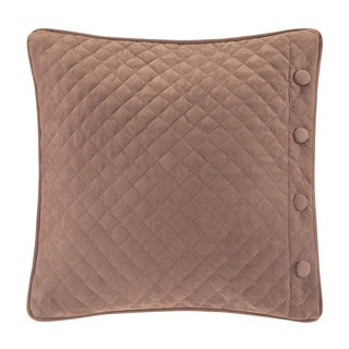 Woolrich Oak Harbor Diamond Quilted Square Pillow