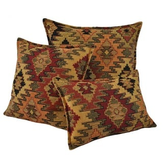 Austin Horn Classics Navajo Down Filled Throw Pillows (Set of 3)