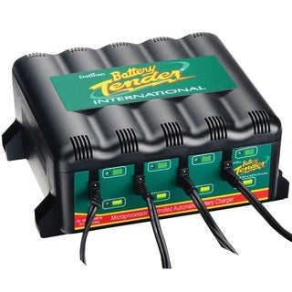 Deltran Battery Tender Plus Bank Charger