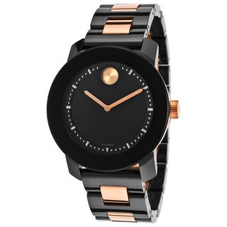 Movado Bold 3600183 Ceramic and Steel Bracelet Watch