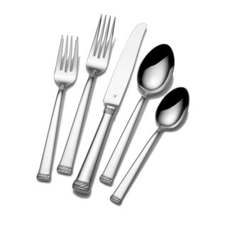 Mikasa 'Celestial' 5-piece Stainless Steel Flatware Set