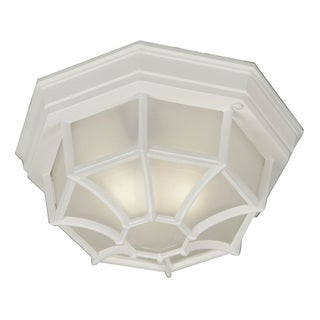 Durie 2 Light Flush Mount