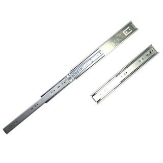 16-inch Hydraulic Soft-close Full-extension Drawer Slides (Pack of 10 Pairs)