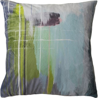Maxwell Dickson The Architect 18-inch Velour Throw Pillow