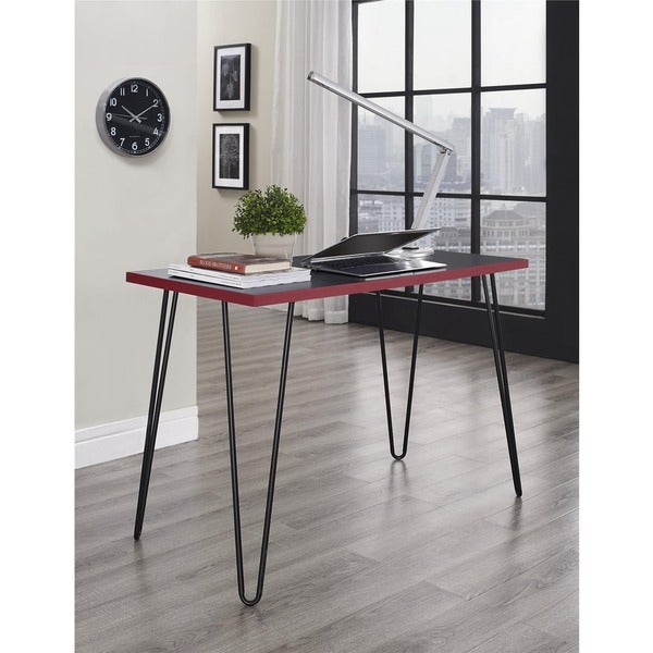 Avenue Greene Owen Retro Desk 16276636 Overstock Com
