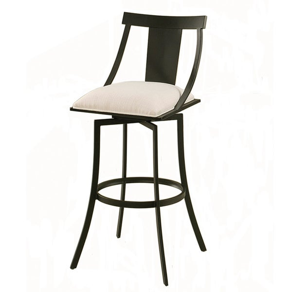 Amrita Swivel Counter Stool