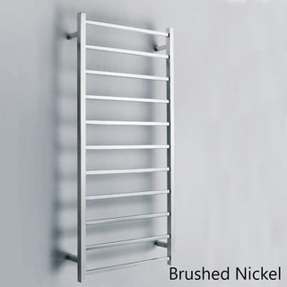 Virtu USA Koze VTW- 114A Towel Warmer in Brushed Nickel