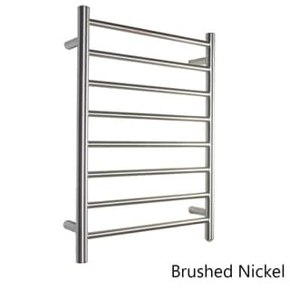 Virtu USA Koze VTW- 116A Towel Warmer in Brushed Nickel
