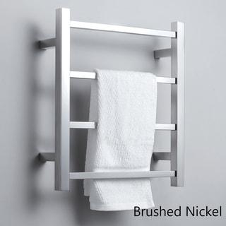 Virtu USA Koze VTW- 120A Towel Warmer in Brushed Nickel