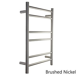 Virtu USA Koze VTW- 130A Towel Warmer in Brushed Nickel