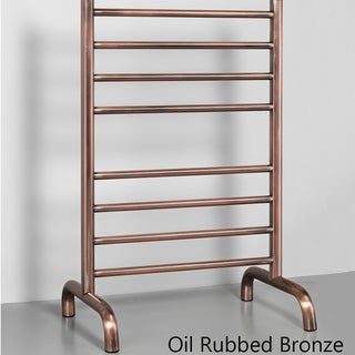 Virtu USA Koze VTW- 104A Towel Warmer in Oil Rubbed Bronze.