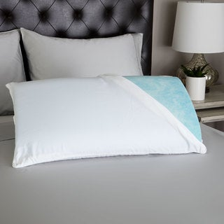 Grande Hotel Collection Gel Memory Foam Fusion Pillow