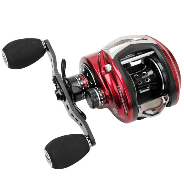 REVO Rocket Left Handed Low Profile Reel