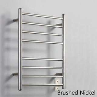Virtu USA Koze VTW- 102A Towel Warmer in Brushed Nickel