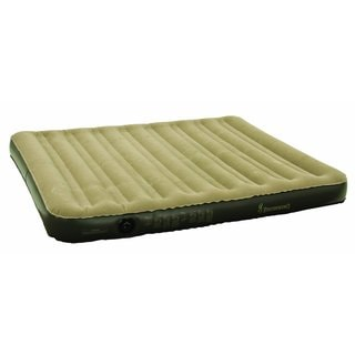 Browning Camping Rechargeable Air Bed Khaki/Coal