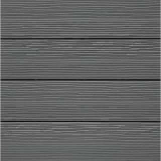 Kontiki Driftwood 12 x 12-inch Composite Interlocking QuickDeck Tiles