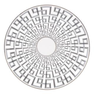 Lenox Gluckstein Darius Silver Accent Plate