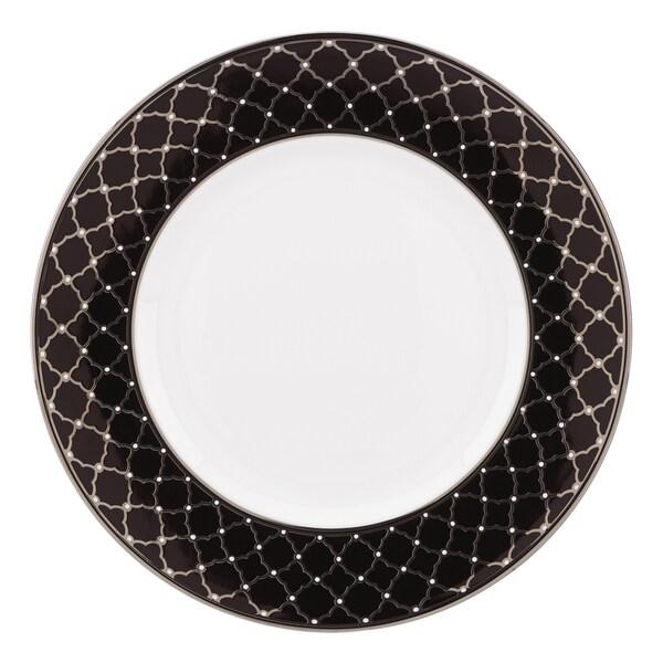 Sharon Sacks Garden Gala Accent Plate