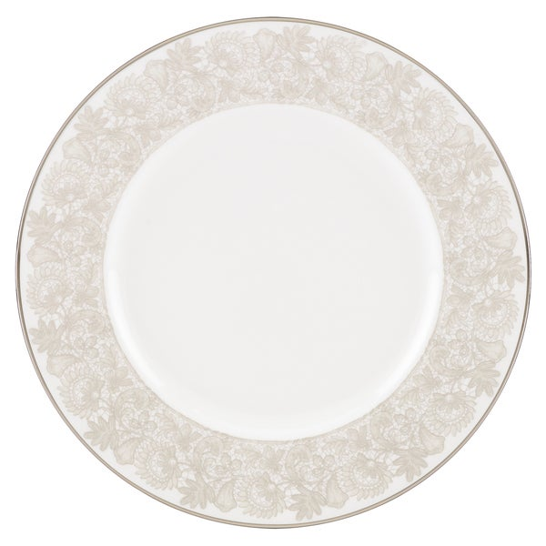 Lenox Sharon Sacks Lyrical Garden Accent Plate