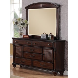 Duval 6-drawer Dresser with Optional Mirror