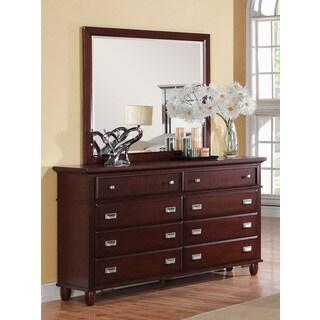 Sutton 8-drawer Dresser with Optional Mirror