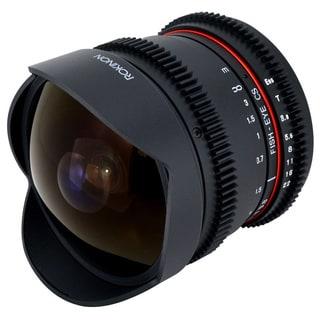 Rokinon 8mm T3.8 Cine Fisheye Video Lens