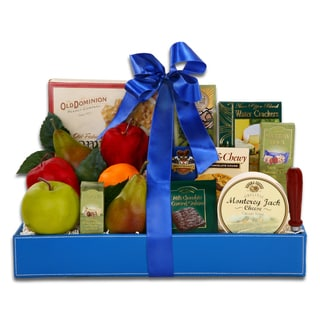 Alder Creek Gift Baskets Fresh Fruit Gourmet