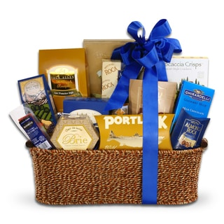 Alder Creek Sophisticated Gourmet Gift Basket