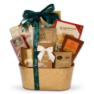 Alder Creek Gift Baskets Thank You Sweet Treats