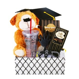 Alder Creek Gift Baskets Happy Graduation Gift