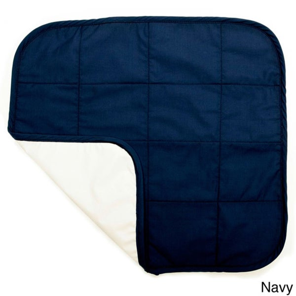 CareActive Quilted Waterproof Reusable Incontinence Seat Protector (Pack of 2)