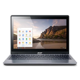 "Acer C720-34054G03aii 11.6"" LED (ComfyView) Chromebook - Intel Core i"