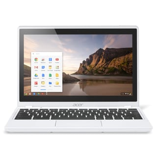 "Acer C720P-29554G03aww 11.6"" Touchscreen LED Chromebook - Intel Celer"