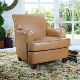 Rolled Top Club Chair