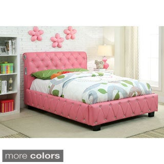 Lebane Full-size Bed with Bluetooth Speakers