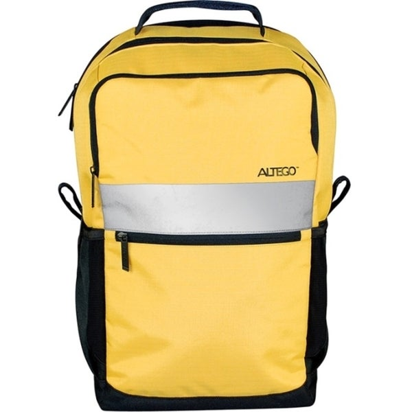 "Samsill Lunar Carrying Case (Backpack) for 15"" Notebook - Mimosa"