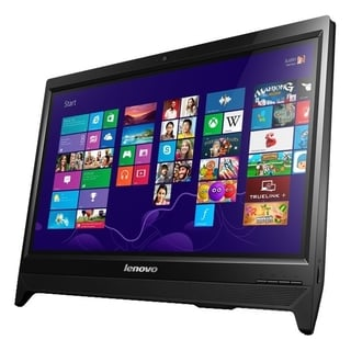 Lenovo C260 All-in-One Computer - Intel Pentium J2900 2.41 GHz - Desk