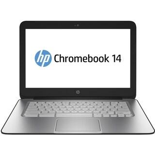 "HP Chromebook 14 G1 14"" LED (BrightView) Notebook - Intel Celeron 295"