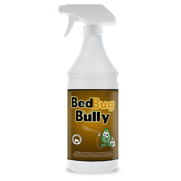Bed Bug Bully Non-Pesticide 32-ounce Bed Bug Treatment Spray