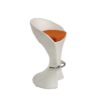 White Party Bar Chair