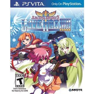 PS Vita - Arcana Heart 3 Love Max