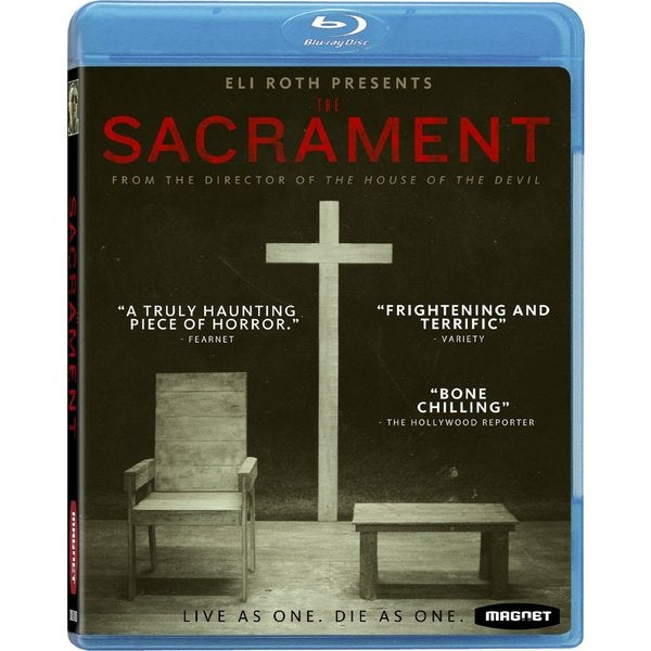 The Sacrament (Blu-ray Disc) 13055539