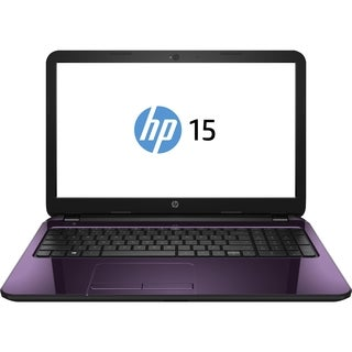 "HP 15-g000 15-g077nr 15.6"" LED Notebook - AMD A-Series A6-6310 1.80 G"