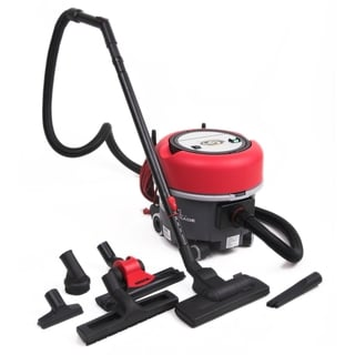 Oreck Compacto 6 Canister Vacuum Cleaner (Refurbished)