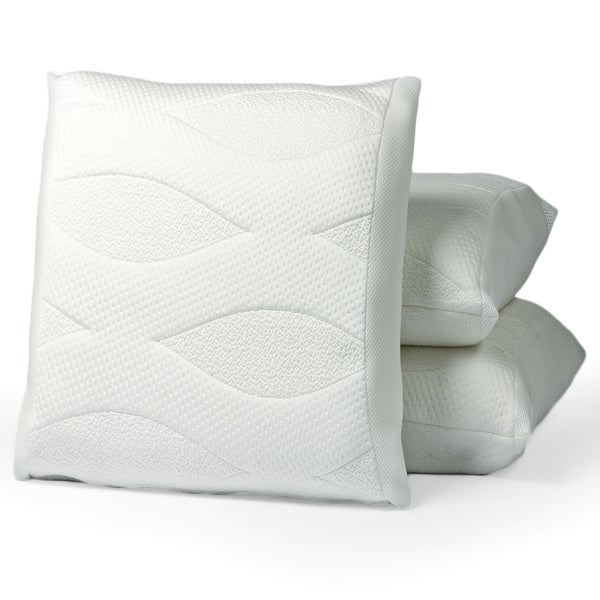 Octaspring Evolution Plus Memory Coil Pillow with Bonus Pillow