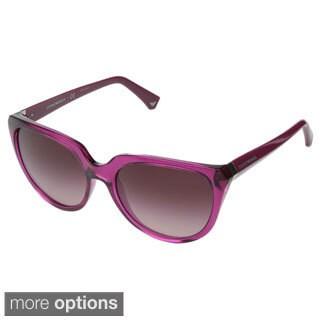 Emporio Armani 'EA4027' Gradient Sunglasses
